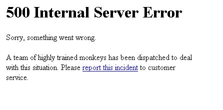 500 error youtube